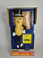 Vintage 1996 Planters Mr Peanut Peanut Vending Machine Toys No. 224 NEW