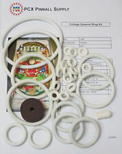 1969 Gottlieb College Queens Pinball Machine Rubber Ring Kit