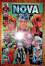 NOVA n° 231 mensuel mars 1998 Image Wildstorm Semic