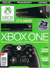 OFFICIAL XBOX MAGAZINE XBOX ONE JAN 2014  BRAND NEW FREE USA SHIPPING!!
