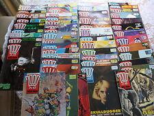 2000AD   51 Comics  1989