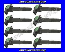 8 OEM PORSCHE Cayenne S V8 Turbo TT 955 Ignition Coil w/Spark Plug Connector NEW