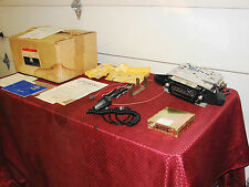 79 CADILLAC DEVILLE NOS AM-FM ETR WITH CB STEREO RADIO