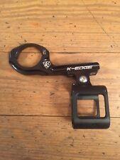 K-EDGE Pro Garmin Combo Handlebar Mount 31.8mm Black