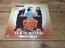 CLAUDE BOLLING - JUNGLE BOOGIE - L'ARNAQUE !!!!!!!! - RARE FRENCH LP !!!!!!!!!!!
