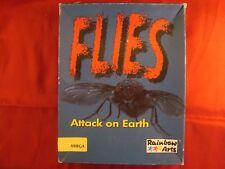 Amiga: Flies: Attack on Earth - Rainbow Arts 1993