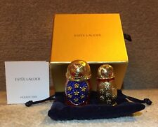 Estee Lauder NESTING DOLL Solid Perfume Compact 2008 Collection