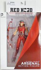 "ARSENAL Red Hood and the Outlaws DC Comics The New 52 7"" Action Figure 2014"