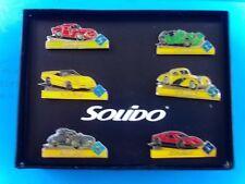 lot de pin's Solido
