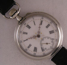 Early Phoenix 1900 Antique Swiss ALL ORIGINAL Wrist Watch Perfect Serviced
