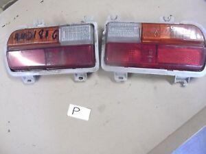 Audi 80 1970's rear light units.Hella 43380. 1300+Citroen parts in shop