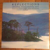 Reflections - Original Instrumental Hits LP Record Vinyl 10034 CBS 1982