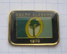 Ozark/Alabama/États-Unis... Villes & Pays Pin (112e)