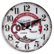 Orium 11814 Delicious Horloge Crème Diamètre 33 8 cm