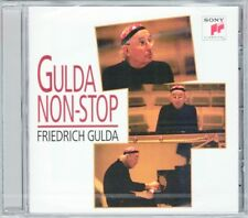 Friedrich GULDA NON-STOP For Rico Aria Mozart Chopin Debussy Schubert Strauss CD