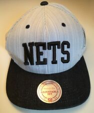 Mitchell & Ness New York Filets Brooklyn NBA Casquette