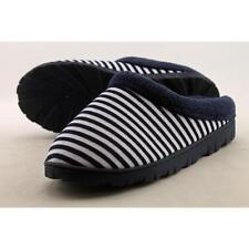 Medium (B, M) Width Striped Slippers for Women