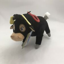 Small Ferdinand The Bull Plush Blue Sky Studios Bag Clip Keyring Toy