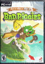 Bad Piggies (PC, 2012, Rovio, SEALED NEW)