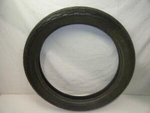 Front Tire 100/90-18 Wheel 83 Honda CM 250 Cheng Shin CS Marquis 3.25/3.50-18