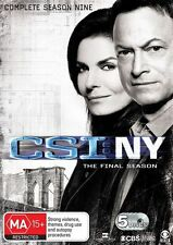 Csi Ny Season 9 NEW R4 DVD