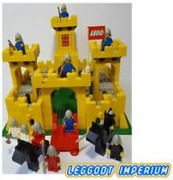 Lego Yellow Castle 375-2 (6075-2) - Original rare 1978 Set Vintage Classic