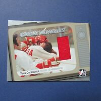 1972 Team Canada YVAN COURNOYER PAUL HENDERSON 2006 ITG Great Moments /50 GM-03