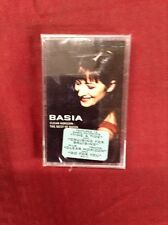 BASIA - CLEAR HORIZONS - BEST OF BASIA (* NEW * SEALED Cassette 1998) OOP RARE