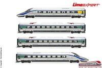 LIMA EXPERT HL1673-H0 1:87 - Tren Eléctr Etr 610 Trenitalia Librea Ex Cisalpi