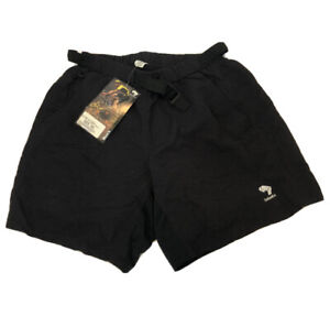 NWT Bellwether Superlight Double Cycling Shorts Men's Large Black w/ Padding