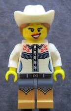 LEGO Collectible Series Cowgirl col116 Minifigure Series 8 col08-4
