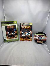 Lego Star Wars Das Videospiel (Xbox) PAL Komplett mit Anleitung kostenlos p&p Spaß Spiel