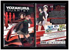 Yozakura Quartet: Complete Collection (Brand New 2-Disc Anime Set)