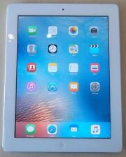 Tablets e eBooks iOS Apple color principal blanco