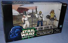 Star Wars Jabba's Skiff Guards sealed set w/ Klaatu, Nikto & Barada, POTF