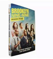 NEW Brooklyn Nine-Nine Season Five 5 Comedy 3DVD Set Free Fast Shipping 🚀