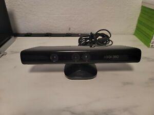 Genuine Microsoft XBOX 360 Kinect Sensor Bar Model 1414 Black NO Power Adapter