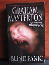Blind Panic by Graham Masterton 2009 Paperback