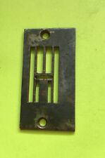 *Used* 503605-Singer Throat Plate-For Sewing Machines -Free Shipping*