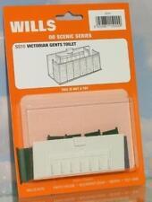 Wills - SS10 - OO Gauge Victorian Gents Toilet Plastic Kit