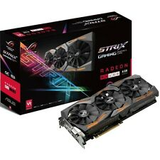 ASUS ROG STRIX 3.0 PCI AMD Radeon RX 480 GDDR5 8GB Video Gaming Graphics Card