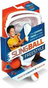 Djubi Slingball Racket Catch Game Outdoor Family Game Beach Park Swimming Pool