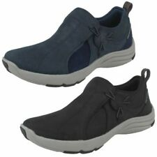 Ladies Clarks Casual Shoes Wave River