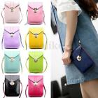 Women Purse Coin Cell Phone Mobile Mini Shoulder Bag Crossbody PU Leather Wallet