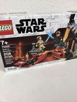 Lego Star Wars Revenge of the Sith 75269 Duel on Mustafar