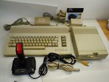 !!! COMMODORE C64 mit Laufwerk 1541 + Joystick + Spiel GUT/OK !!!