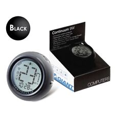 GIANT Bike Continuum 9W Wireless Computer Bicycle Speedometer Odometer Black