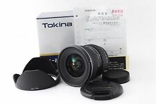 Excellent Tokina lens AT-X PRO DX 11-16mm F2.8 for Nikon RefNo137442