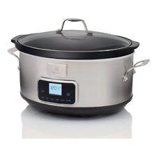 Electrolux Lent Cooker ESC7400 Robot de cuisine Multifonctions Inox 6,6 litres