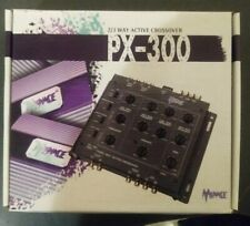Menace PX-300 2/3 way active crossover